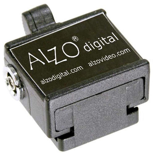 ALZO Hot Shoe to PC Adapter with Alignment Pin