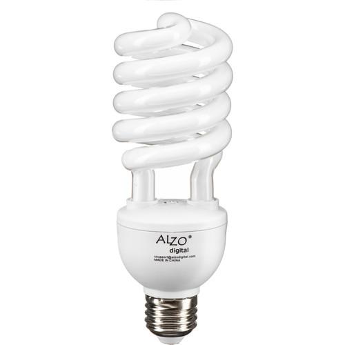 ALZO 120V CFL Video-Lux Photo Light Bulb (3200K, 27W)