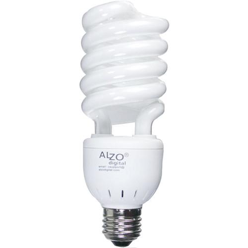 ALZO 120V CFL Video-Lux Photo Light Bulb (5600K, 27W)