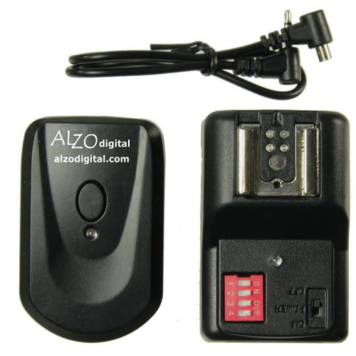 ALZO Wireless Flash Trigger Kit