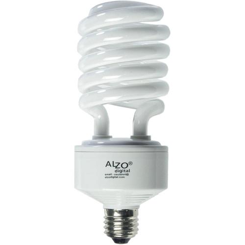 ALZO 120V CFL Video-Lux Photo Light Bulb (3200K, 45W)