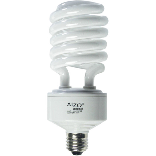 ALZO CFL VIDEO-LUX Photo Light Bulb (45W, 120V)