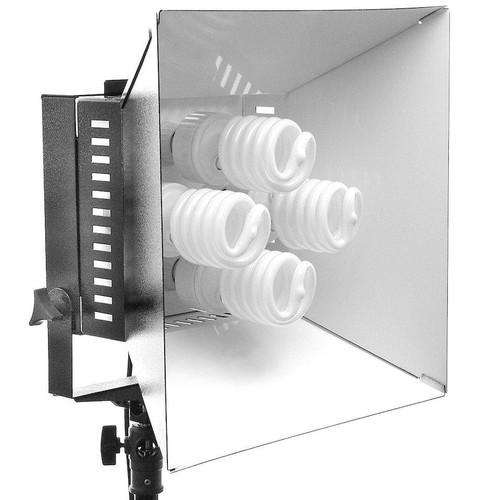ALZO 600 Cool Lite Studio Light Head with 4 Bulbs