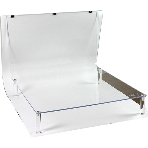 "ALZO Clear Riser Photo Platform (Large, 24x24"")"