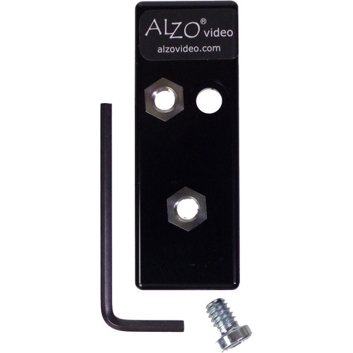 ALZO Liberator Battery Door Clearance Plate for Panasonic Lumix DMC-G7 Camera
