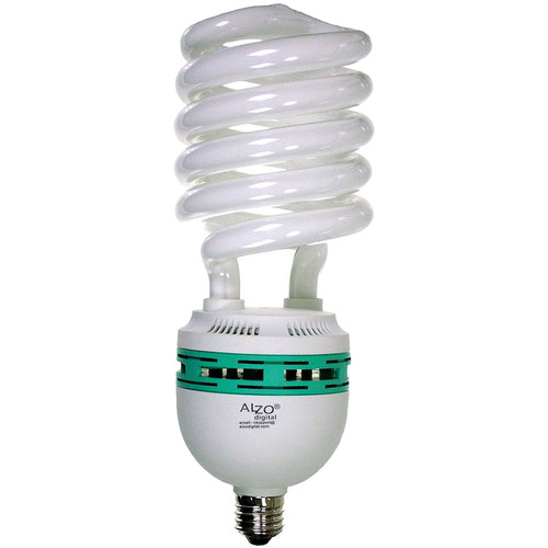 ALZO 120V CFL Video-Lux Photo Light Bulb (5600K, 85W)