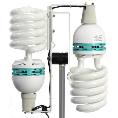 ALZO 600 Watt Tungsten-Equivalent Light Bulb Output With No Heat