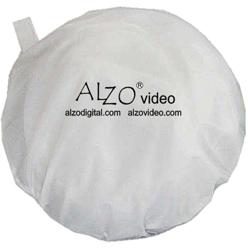 ALZO Diffuser with Zippered Jacket for Drum Overhead Light