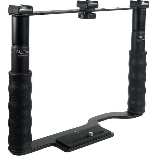 ALZO Transformer DSLR Rig, Handle, & Extenders Kit