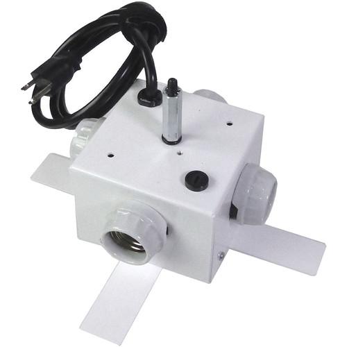 ALZO Duplex Socket for Adding 8 Bulbs to ALZO Drum Light