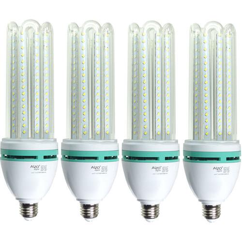 ALZO 32W Full Spectrum LED Bulb (4-Pack)