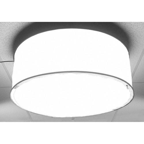 ALZO Drum Overhead Light with 4 CFL Bulbs (3200K)