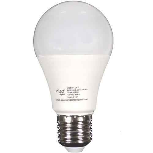 ALZO Joyous Light Dimmable Full Spectrum LED Light Bulb (8W / 120V)