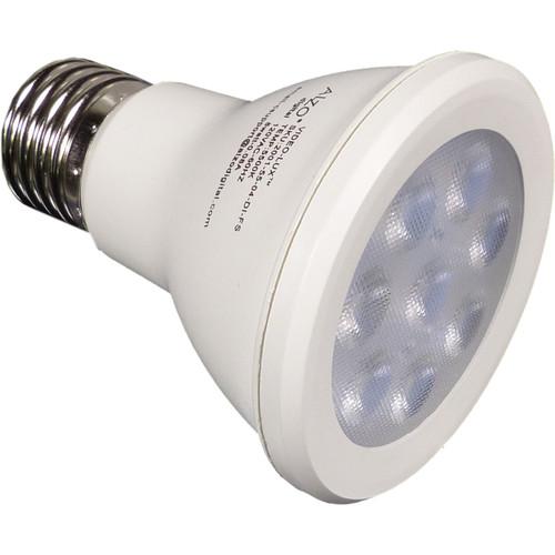 ALZO Joyous Light Dimmable Full Spectrum LED PAR20 Spot Light Bulb (8W / 120V)