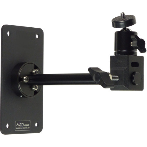 ALZO Wall-Mounted Camera Support with Ball Head