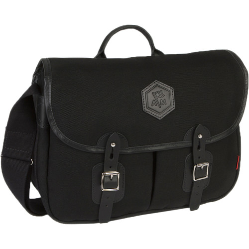 AM Camera Bags Medium Camera Shoulder Bag (Black)