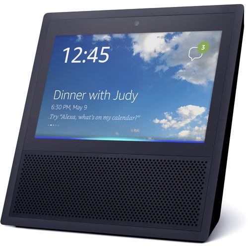 Amazon Echo Show (2-Pack, Black)