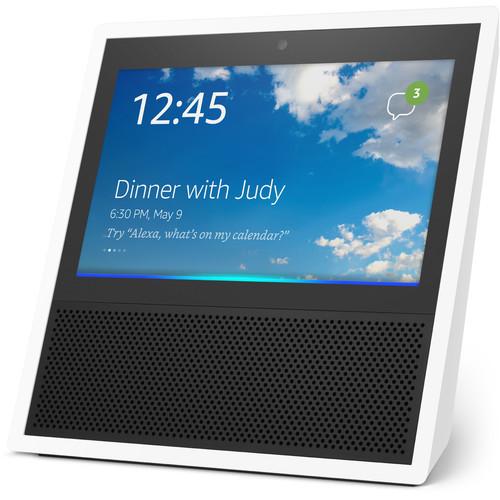 Amazon Echo Show (2-Pack, White)