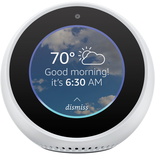 Amazon Echo Spot (White)