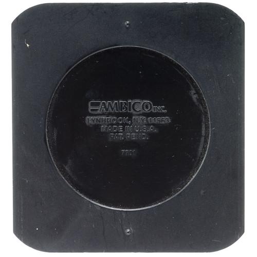 "Ambico 3x3"" Filter Holder Cap #7701"