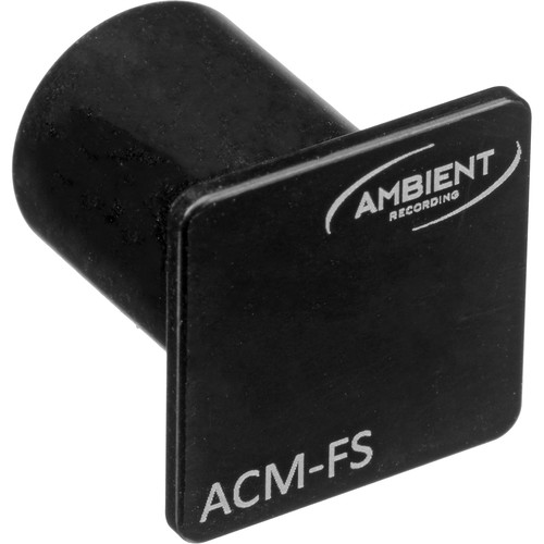 "Ambient Recording 3/8"" Female Thread Connector for ACM-204 / -TL Mount"