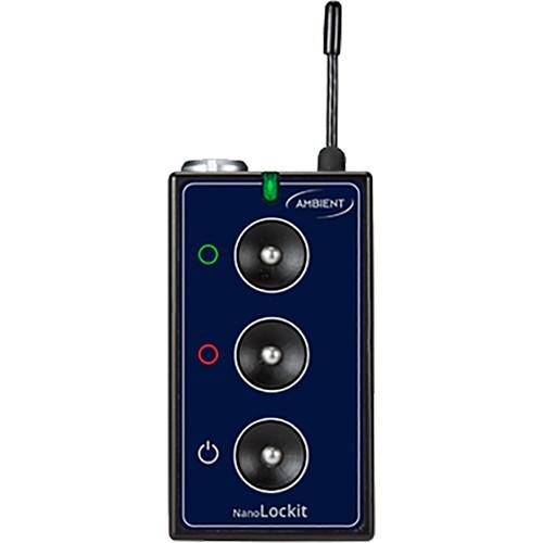 Ambient Recording NanoLockit Pro Kit Blue for ARRI ALEXA Mini
