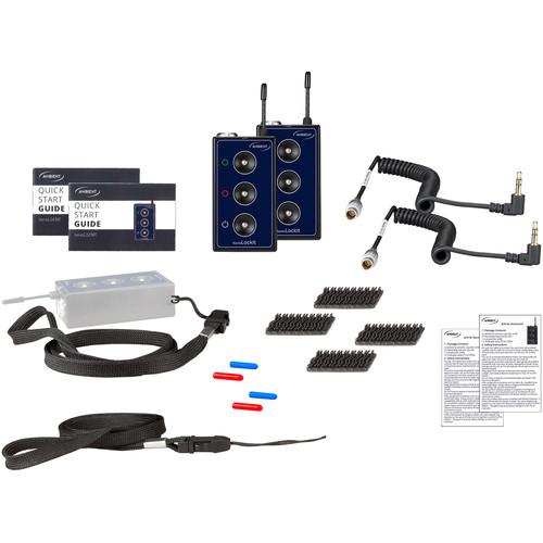 Ambient Recording NanoLockit Wireless Timecode Generator (2-Pack)
