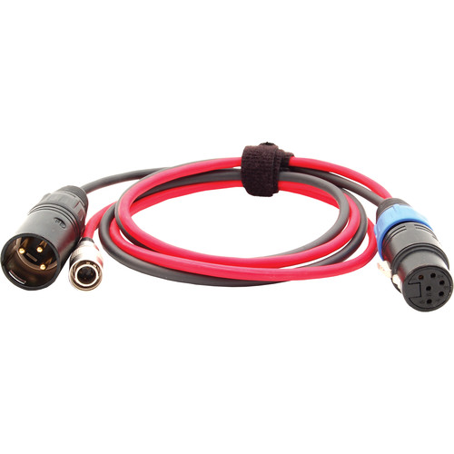 Ambient Recording AK-X6f DC-Adaptor Cable, Y-Cable for External Power Supply of TC4032/4042