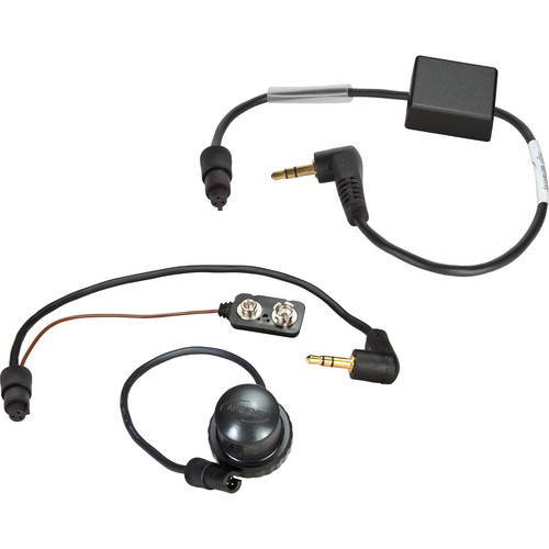 Ambient Recording ASF-G Enclosure Hydrophone with 3.5mm TRS Cable for RED Epic/Scarlet
