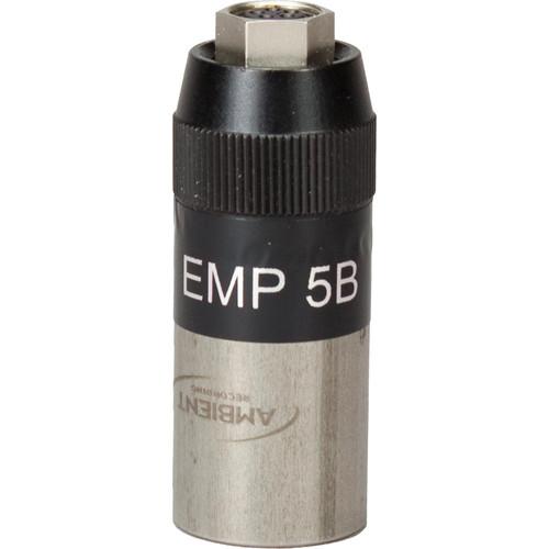 Ambient Recording EMP5B Electret Microphone Power Adapter for Audio Ltd. EN2 TXP Microphones