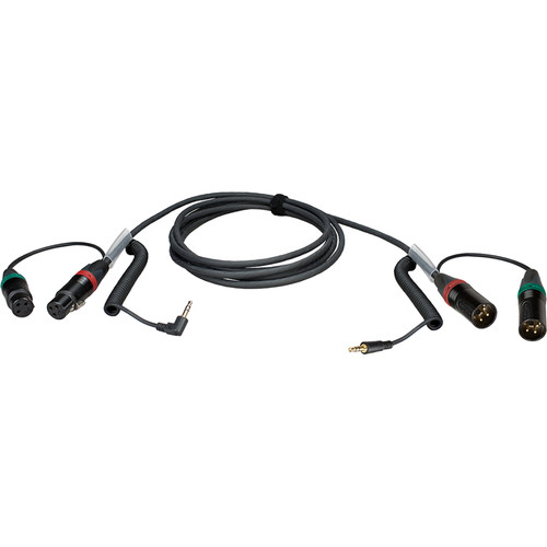 Ambient Recording HBN-302 XLR 3-Pin Camera Loom Cable (13.1')