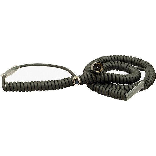 Ambient Recording HBS12H-7 Hirose 12-Pin Male to 7-Pin XLR Male Coiled Breakaway Cable (4.6 to 16.4')
