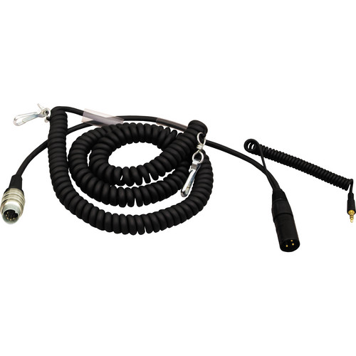 Ambient Recording HBS-SQN3Y7-35M Coiled Breakaway Cable for SQN3 (4.5 to 16.4')