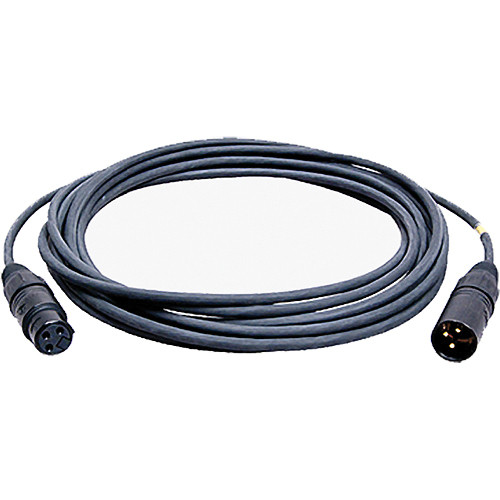 Ambient Recording MK5 3-Pin XLR Female to 3-Pin XLR Male Microphone Cable (16.4', Black)