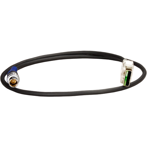 "Ambient Recording MLC-HID Lockit Connection Cable for Sound Devices 6-Series Recorders (24"")"