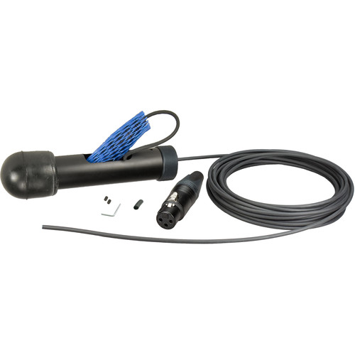 Ambient Recording QXSCM-80 Straight 3-Pin Mono XLR Cable Kit for QX-580 Quickpole Light Boom Pole