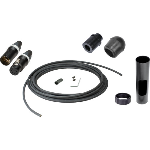 Ambient Recording QXSCS-100 Straight 5-Pin Stereo XLR Cable Kit for QX-5100 Quickpole Light Boom Pole