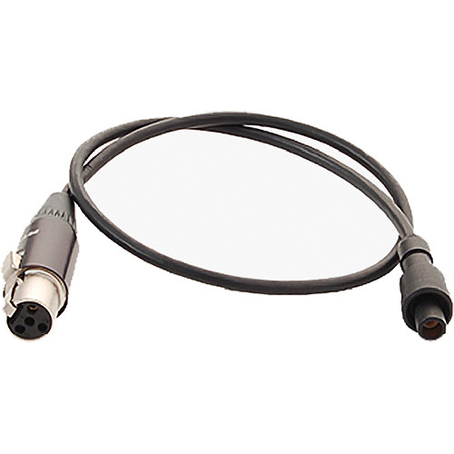 "Ambient Recording UMP II Microphone Input Cable for Schoeps CCM (15.7"")"