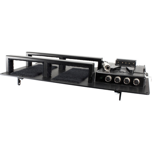 Ambient Recording VPACK-302 Battery Mount for Two Wireless Receivers and SD 302 Mixer