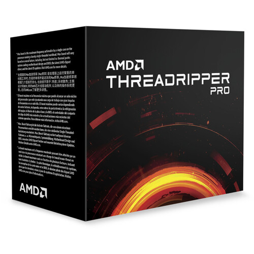 AMD Ryzen Threadripper PRO 3955WX 3.9 GHz 16-Core sWRX8 Processor