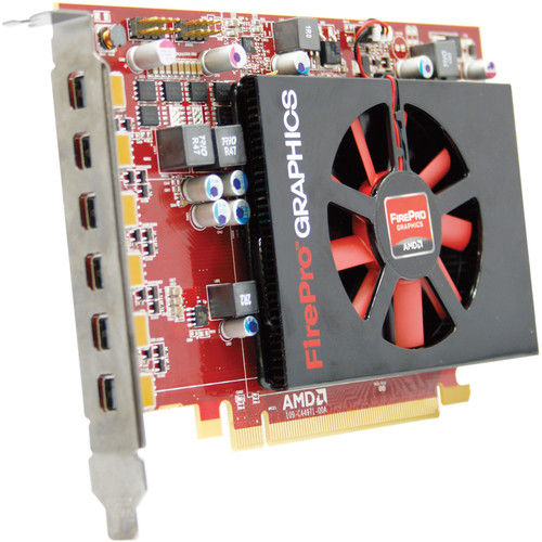 AMD FirePro W600 2GB Professional Graphics Card