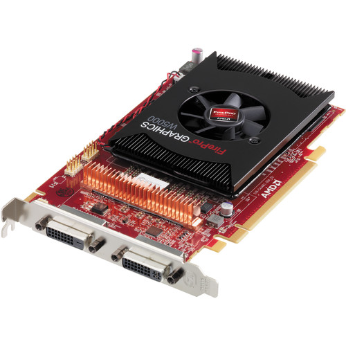 AMD FirePro W5000 DVI Workstation Graphics Card
