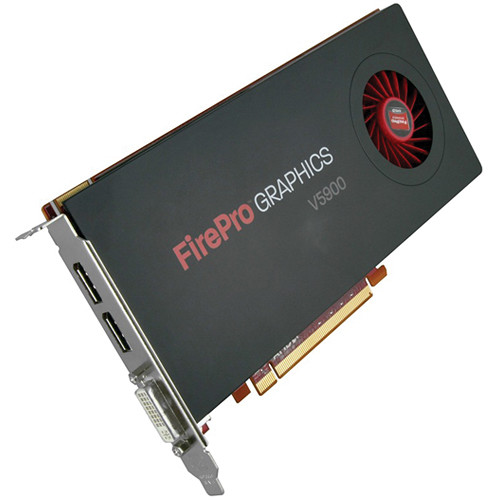 AMD FirePro V5900 Professional Graphics Card