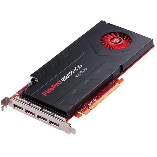 AMD FirePro W7000 Workstation Graphics Card