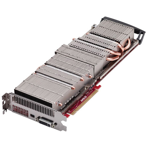 AMD FirePro S10000 Passive Server Graphics Card