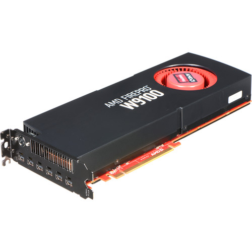 AMD FirePro W9100 Professional Graphics Card