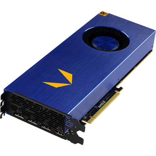 AMD Radeon Pro Vega Air-Cooled Frontier Edition Graphics Card