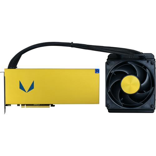 AMD Radeon Pro Vega Liquid-Cooled Frontier Edition Graphics Card