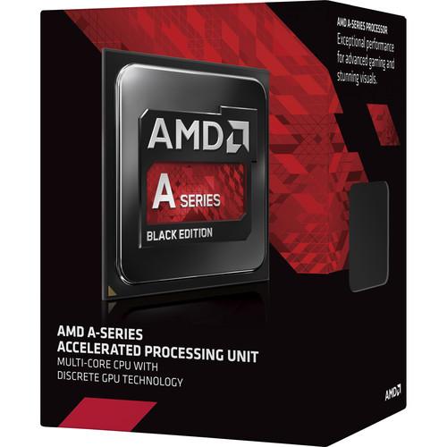 AMD A8-7650K 3.3 GHz Quad-Core FM2+ Processor