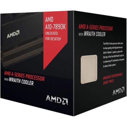 AMD A10-7890K 4.1 GHz Quad-Core FM2+ Processor